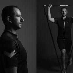 Ilya Fishman: SF's Hottest Trainer Contestant #4