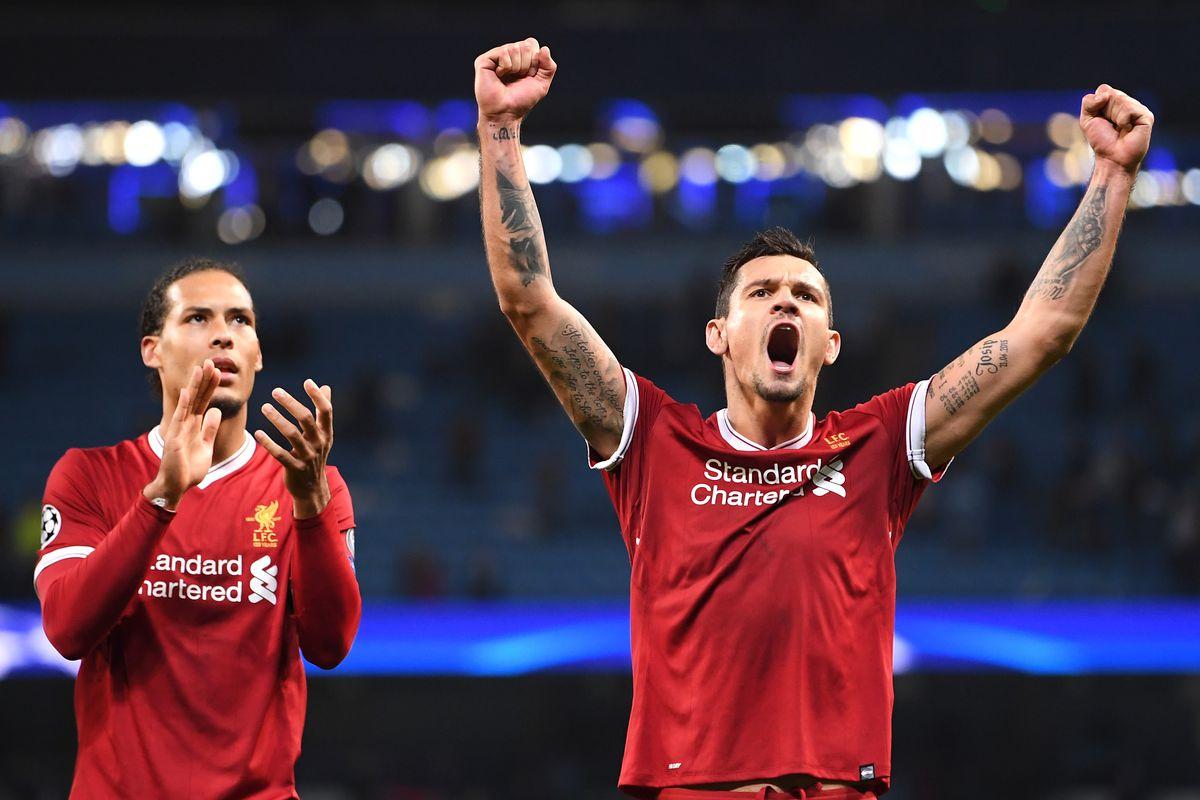 Manchester City v Liverpool - UEFA Champions League Quarter Final Second Leg