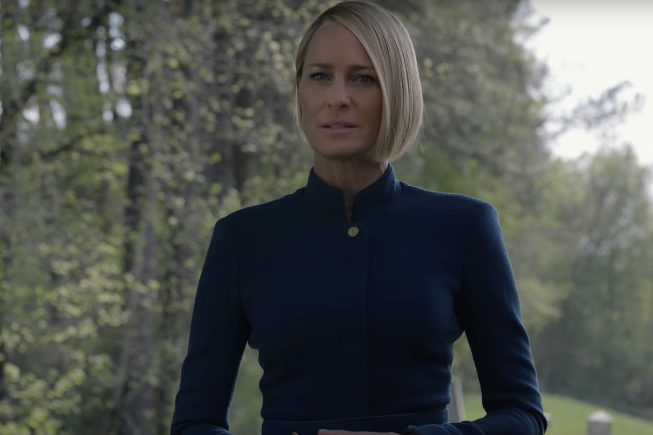 netflix s house of cards will return on november 2nd for its final season