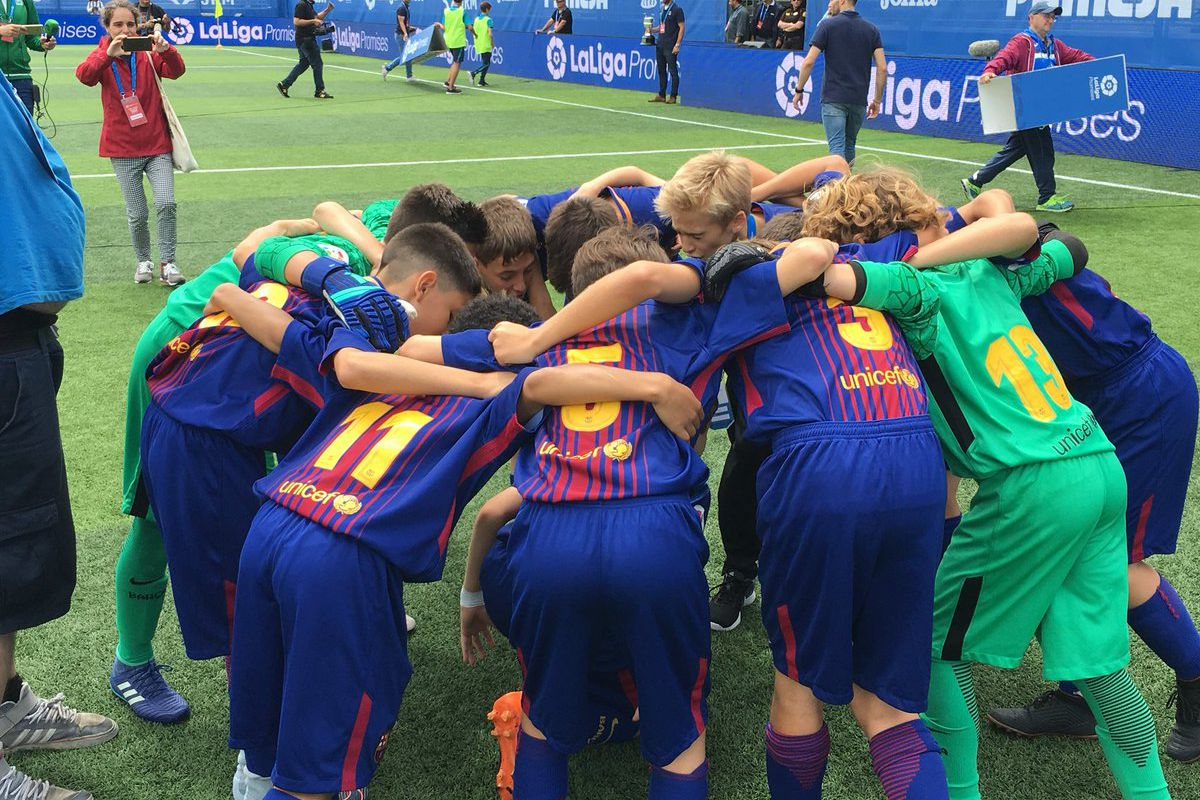 fc barcelona young players