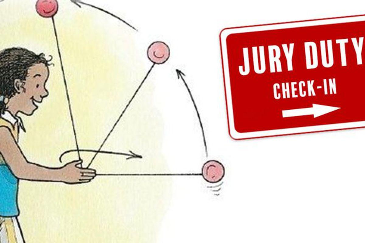 5 Yo-Yo Tricks That Will Get You Out Of Jury Duty - Funny Or Die