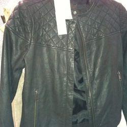 Joie Leather Jacket, $150