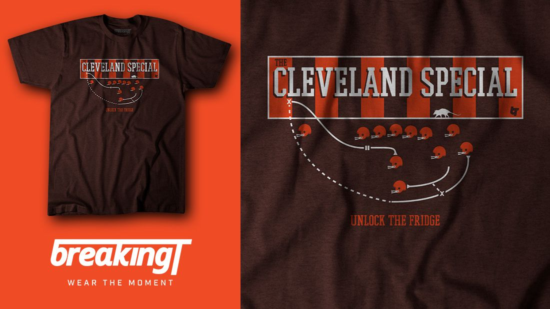 Cleveland Special Social The City Of And Football Fans Everywhere Are Going To Remember For Long Time That Inspired Good Folks Over At Breakingt Create This