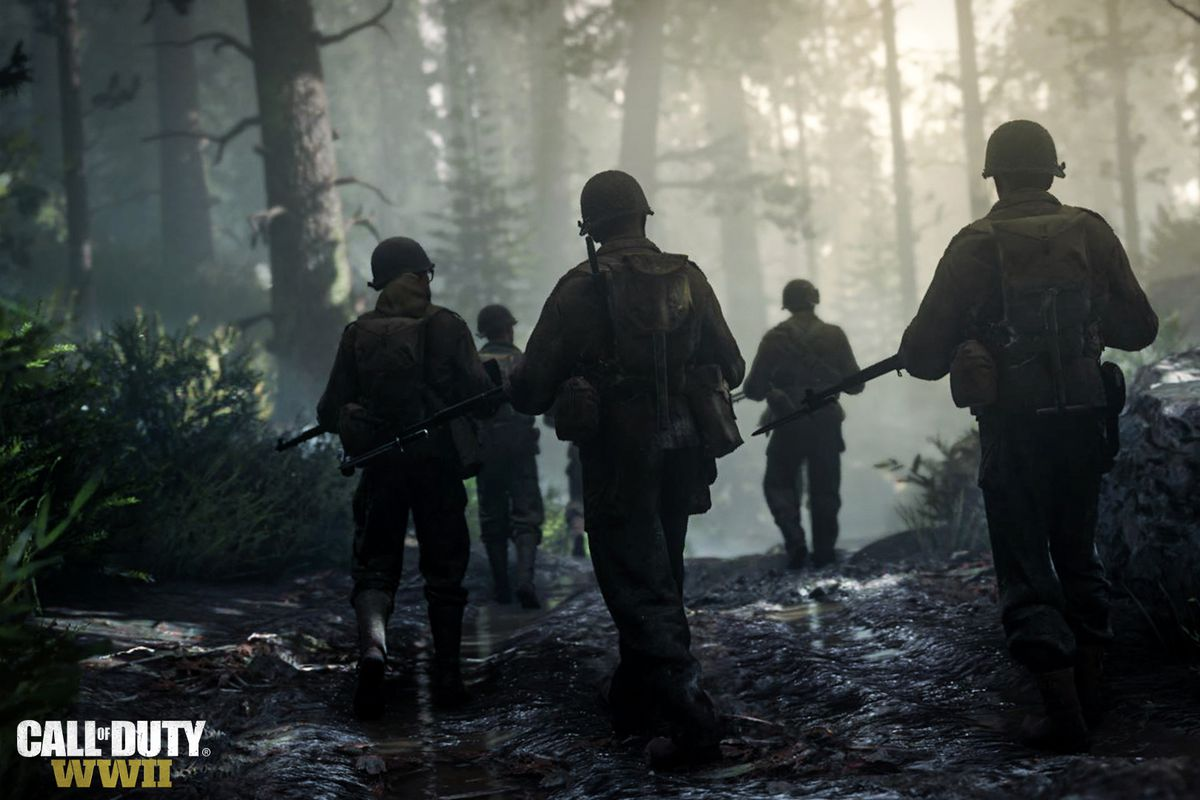 Photo Activision Call Of Duty WWII