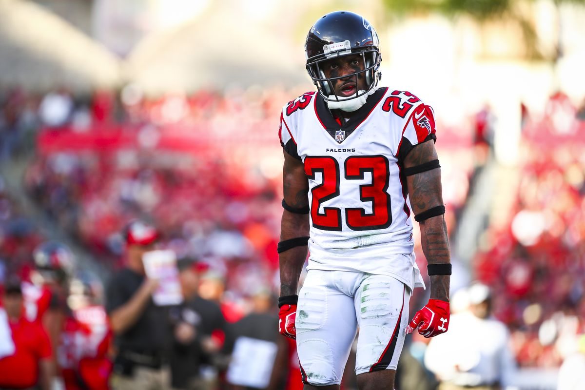 de1d2559 5 possible Atlanta Falcons roster cuts to keep an eye on - The ...
