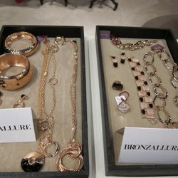 Bronzallure: Rose-gold plated jewelry exclusive to Lord & Taylor