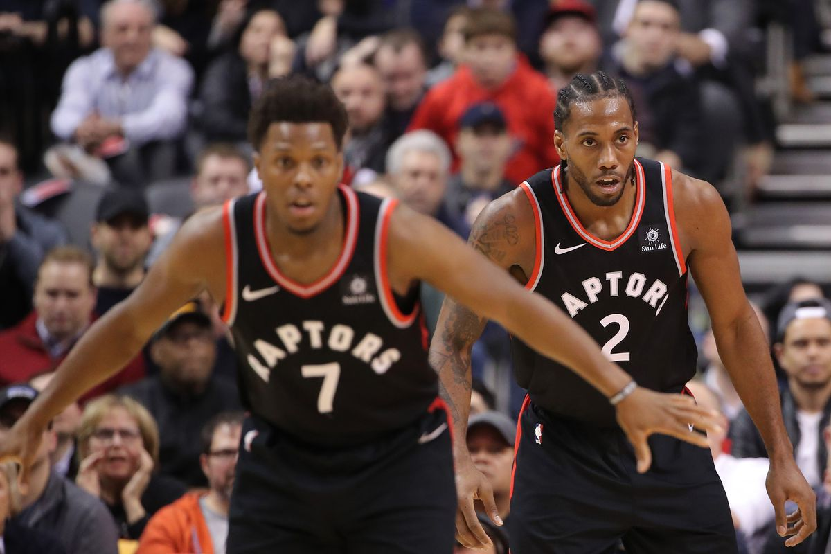 8c2e347df 2019 NBA Playoffs Game 2 Analysis  The Toronto Raptors  offense goes ...