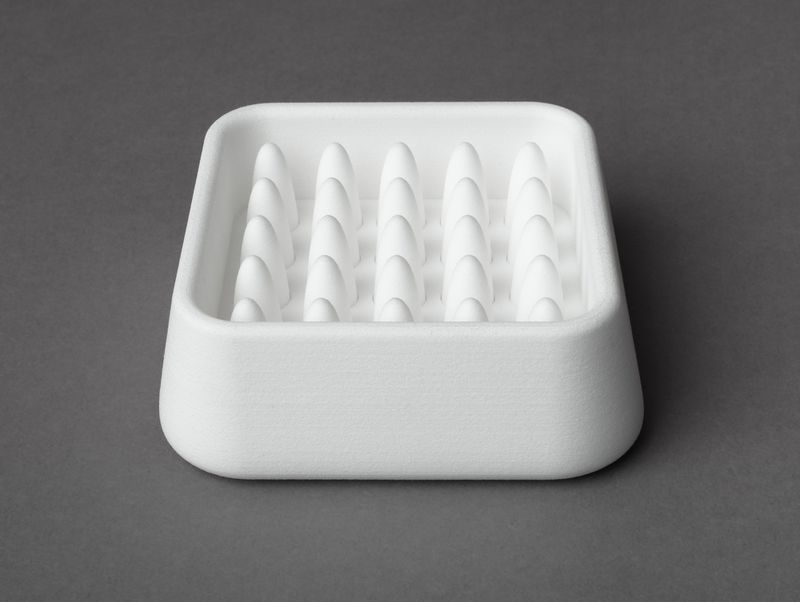 A 3D printed ashtray
