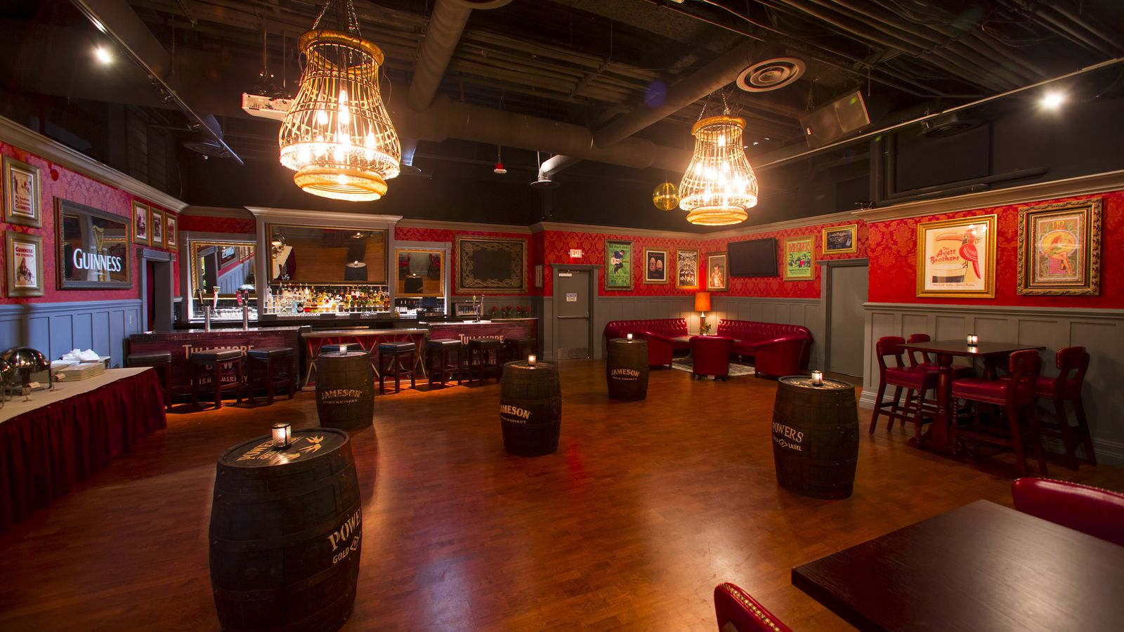 Red Velvet Room New Orleans