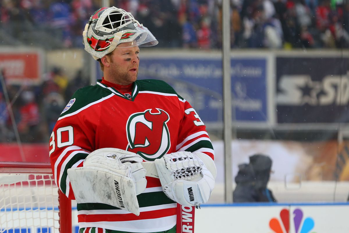 Martin Brodeur Is Open To Being Traded Sbnation Com
