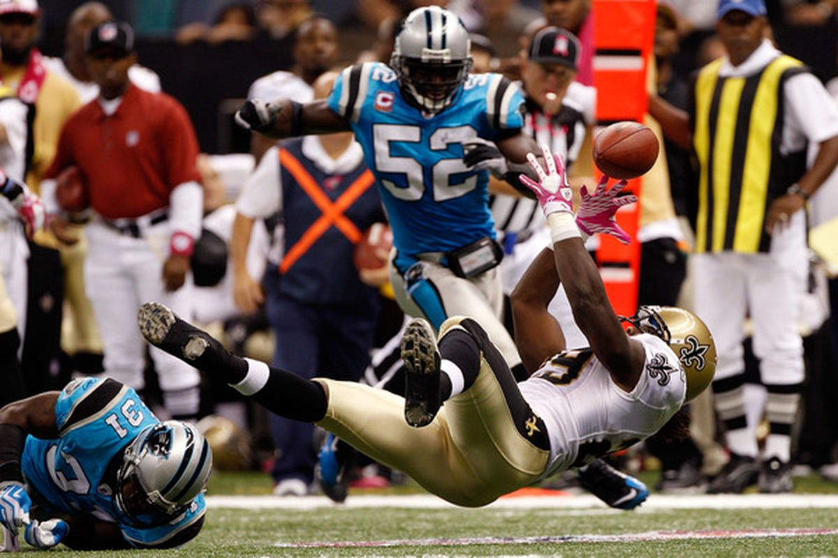 Could Chris Ivory soon be slipping from the Saints grasp?