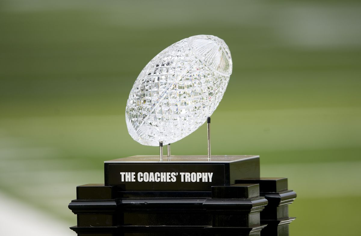 What will the college football national championship trophy look like in 2015 — photo 2