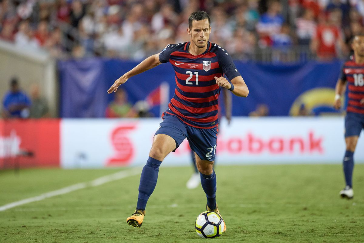 SOCCER: JUL 12 CONCACAF Gold Cup Group B - United States v Martinique