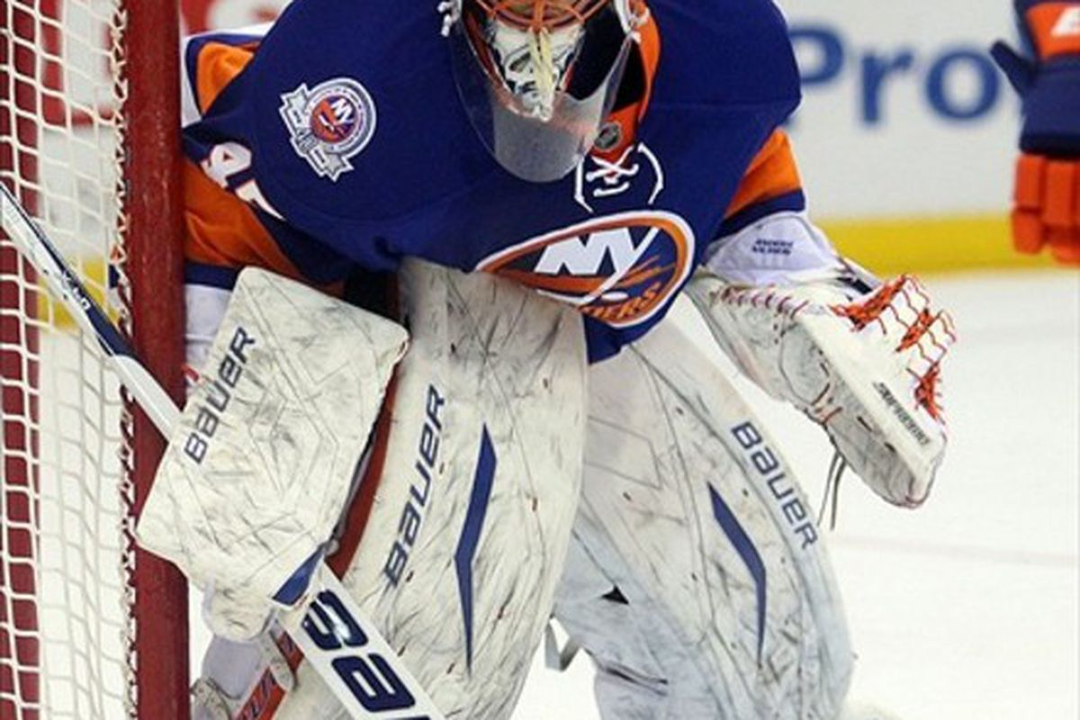 The next Swede between the pipes.
