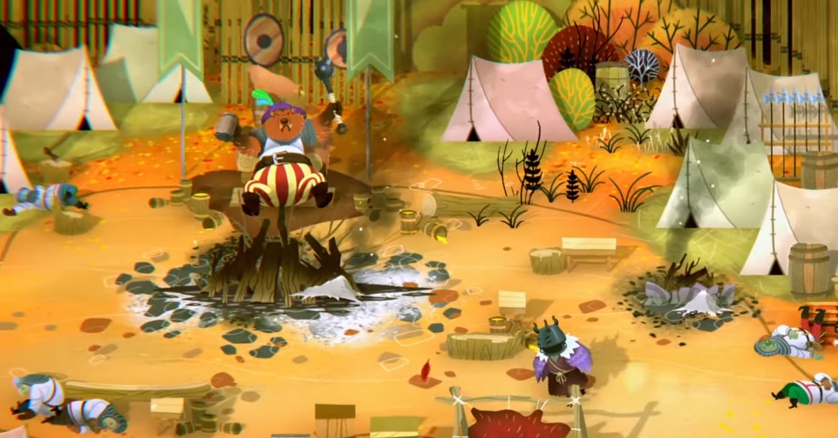 Sony highlights seven upcoming PlayStation indies, including Wytchwood - Polygon