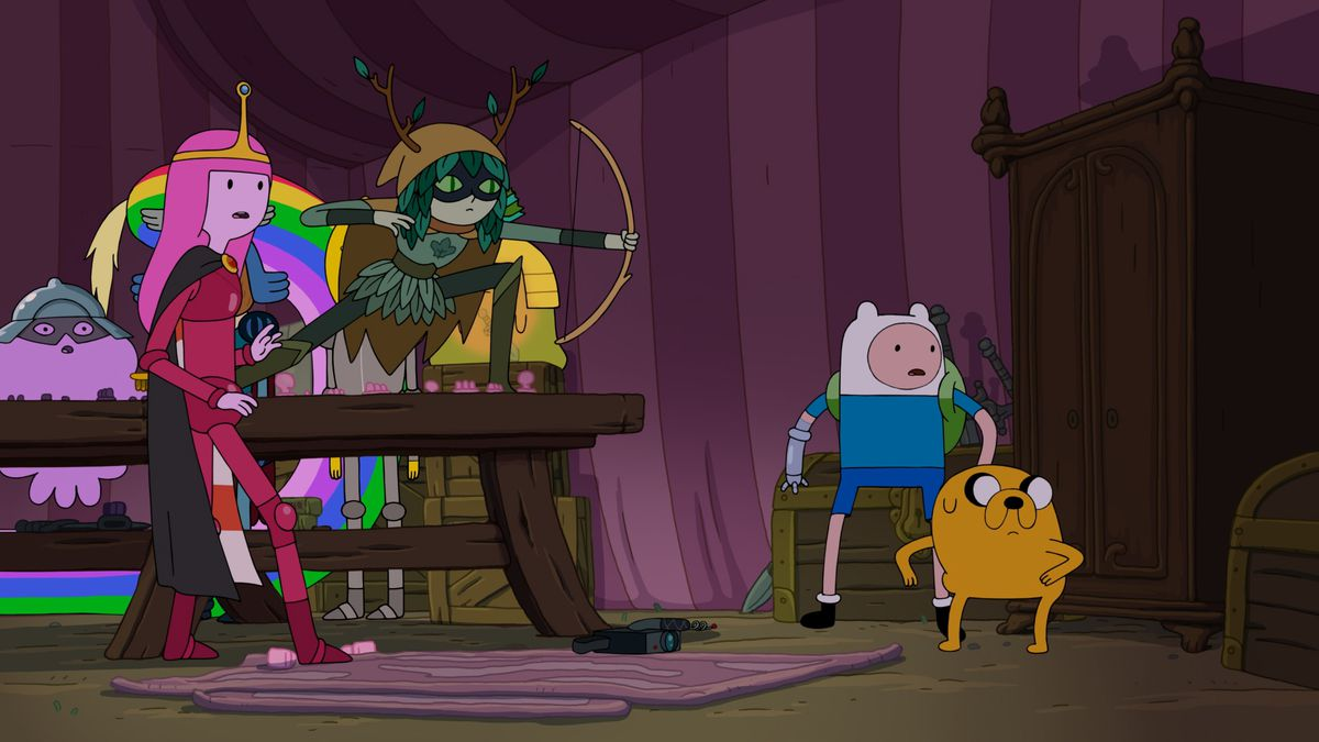 which adventure time character would date you