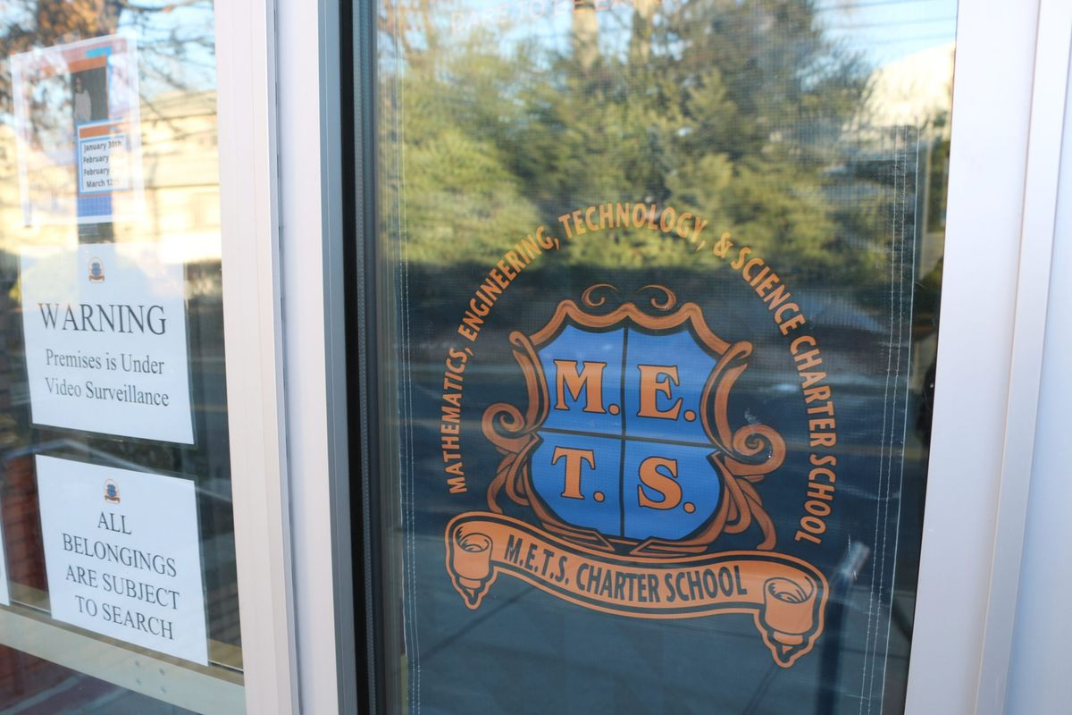 M.E.T.S. took many recent steps to improve its Newark school, including moving it into a new building, hiring a new principal, and bringing in additional counselors.