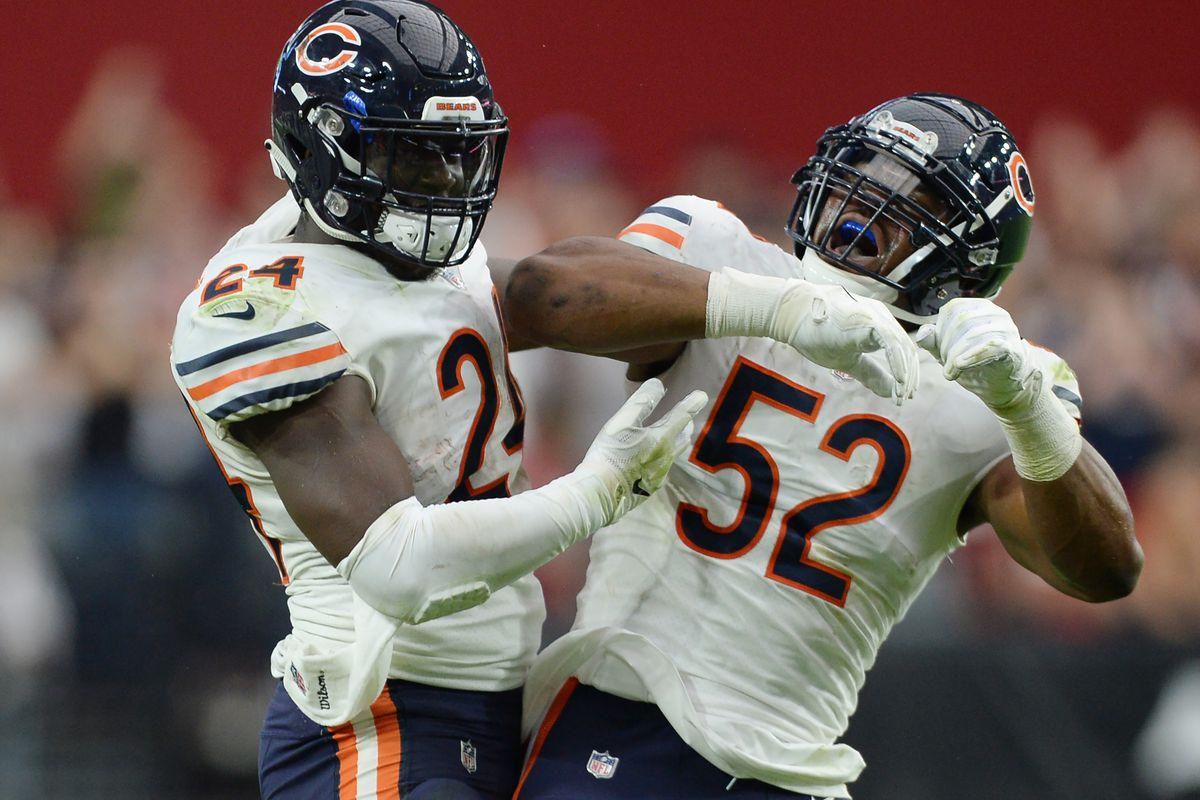 d21433f35 Jordan Howard trade rumors swirl around the Bears as Free Agency approaches