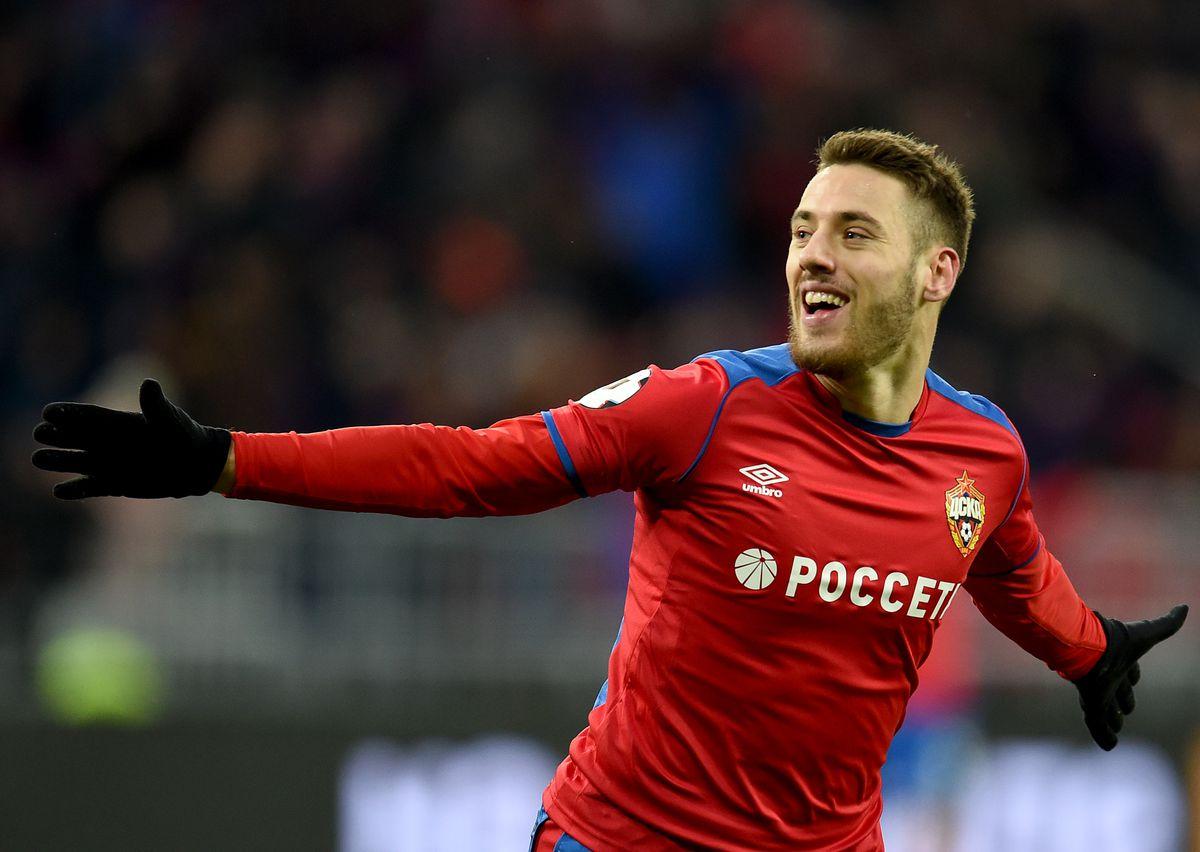 PFC CSKA Moscow vs FC Yenisey Krasnoyarsk - Russian Premier League