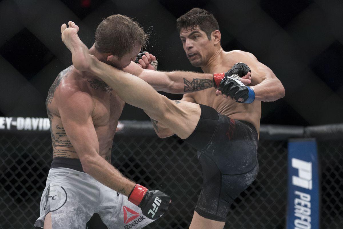 MMA: UFC Fight Night-Fresno-Knight vs Benitez