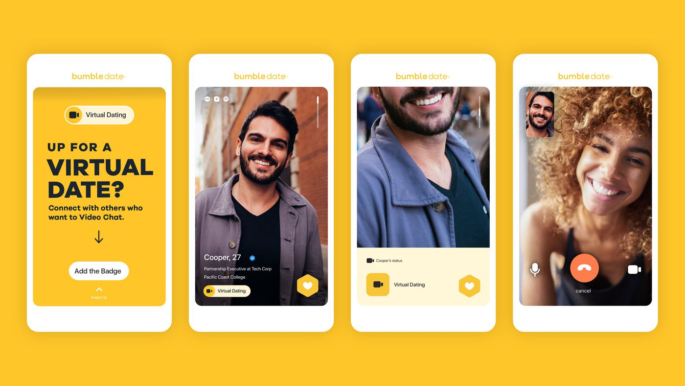 Bumble Now Lets People Match With Anyone In Their Country The Verge