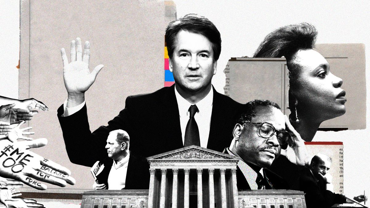 Kavanaugh's hearing is a test of how much we care about sexual assault