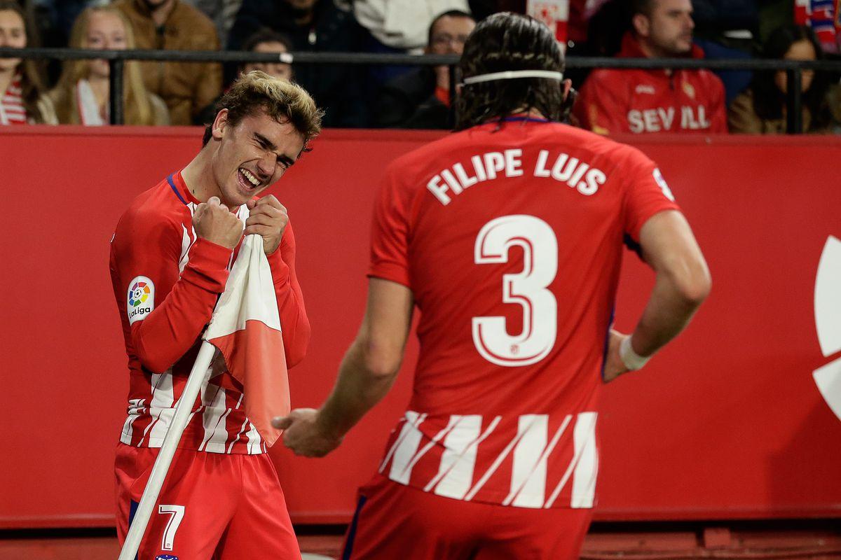 Sevilla v Atletico Madrid - La Liga Santander