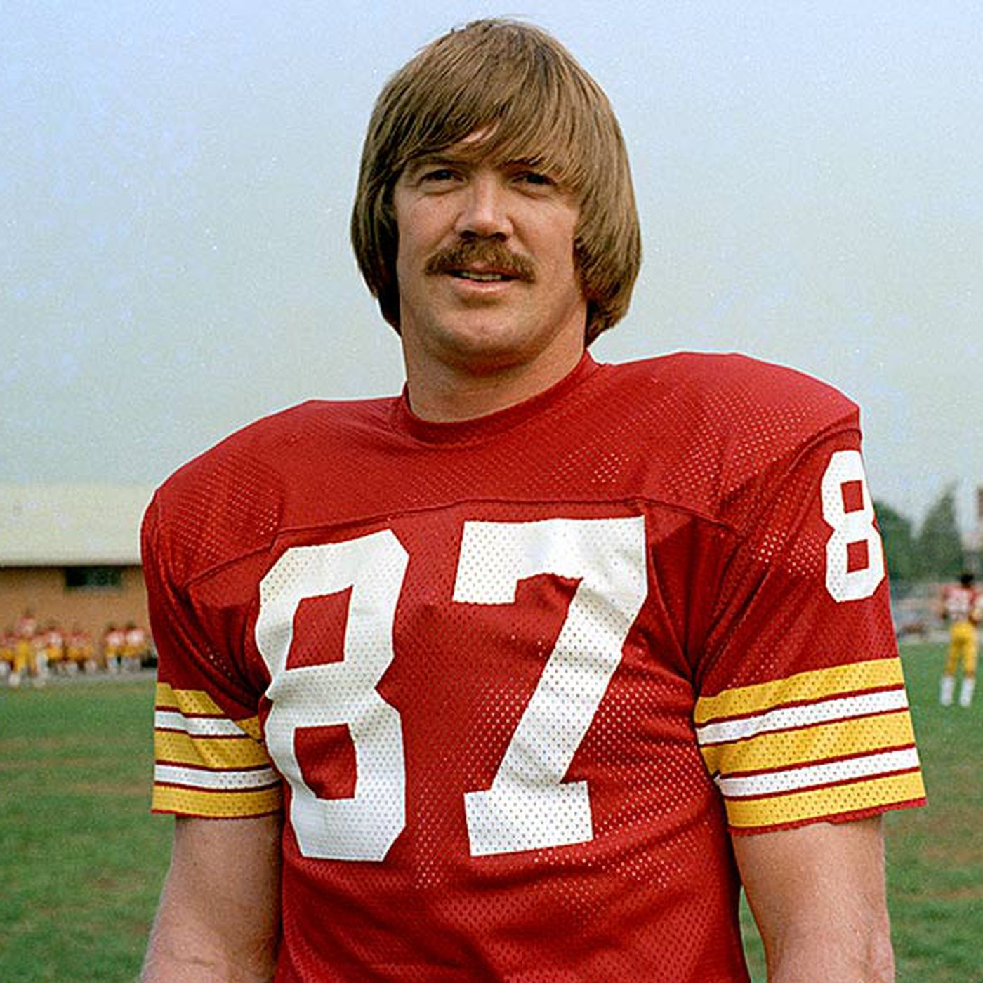 cheap for discount 301a4 3a766 Redskins By The (Jersey) Numbers: #87 Jerry Smith - Hogs Haven