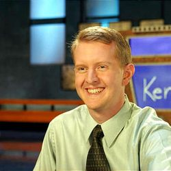 """Utahn Ken Jennings won 74 consecutive games of """"Jeopardy!"""" in 2004, a record that still stands today."""