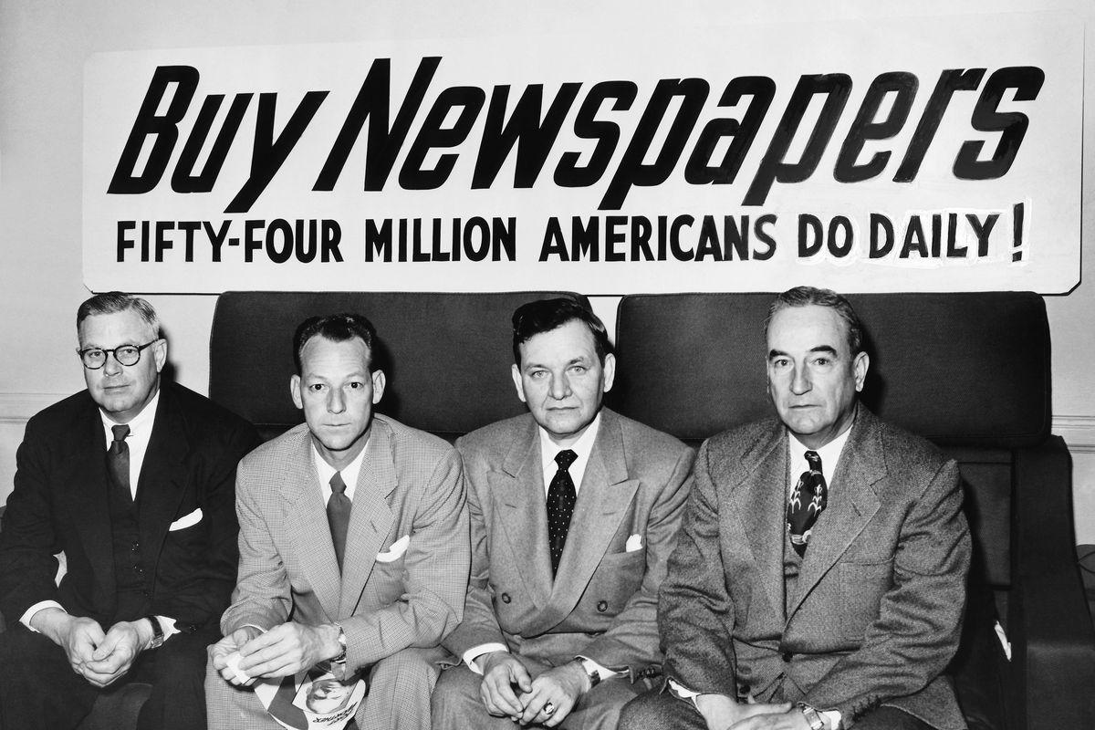 Buy Newspapers