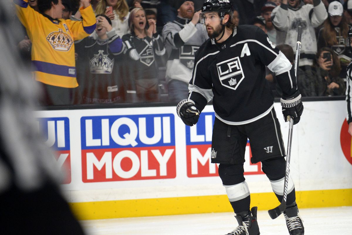NHL: St. Louis Blues at Los Angeles Kings