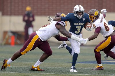 COLLEGE FOOTBALL: OCT 27 Central Michigan at Akron
