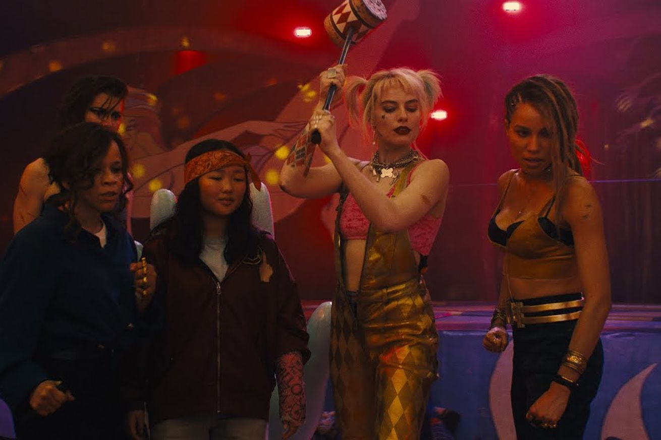 New trailers: Birds of Prey, 1917, The King's Man, and more