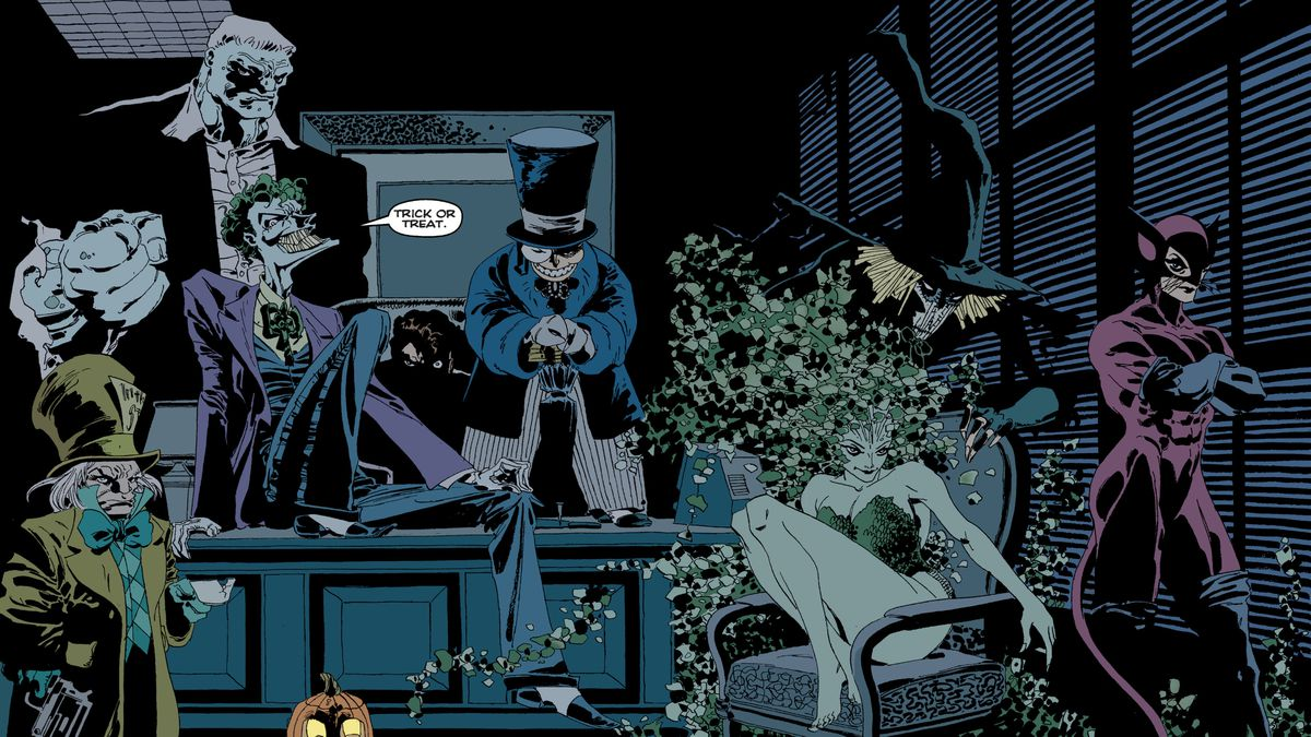 88be7948da2dfb The Batman comics that inspired The Dark Knight s hyper-realism