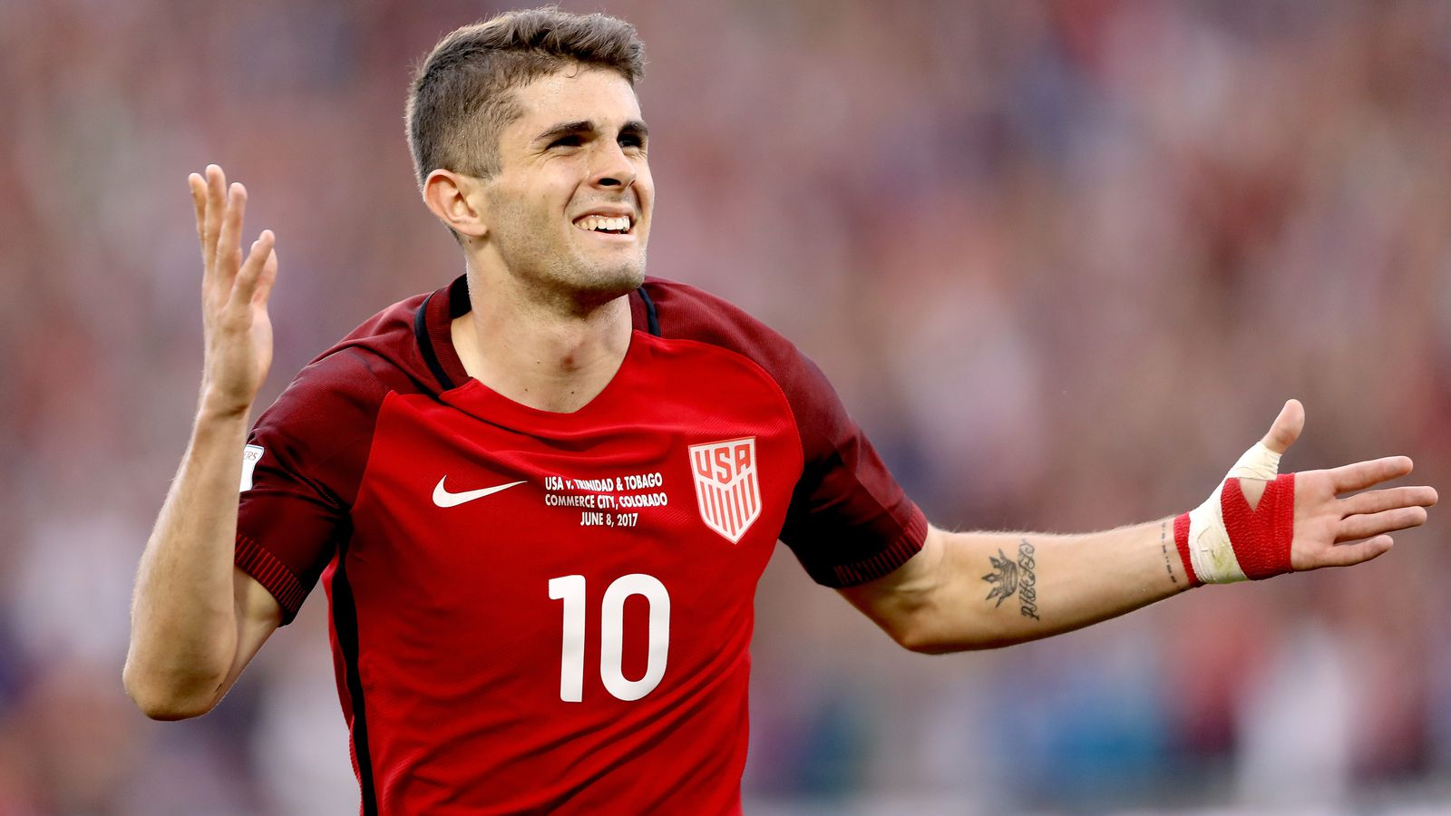 Neymar's PSG move could land Christian Pulisic in the ...