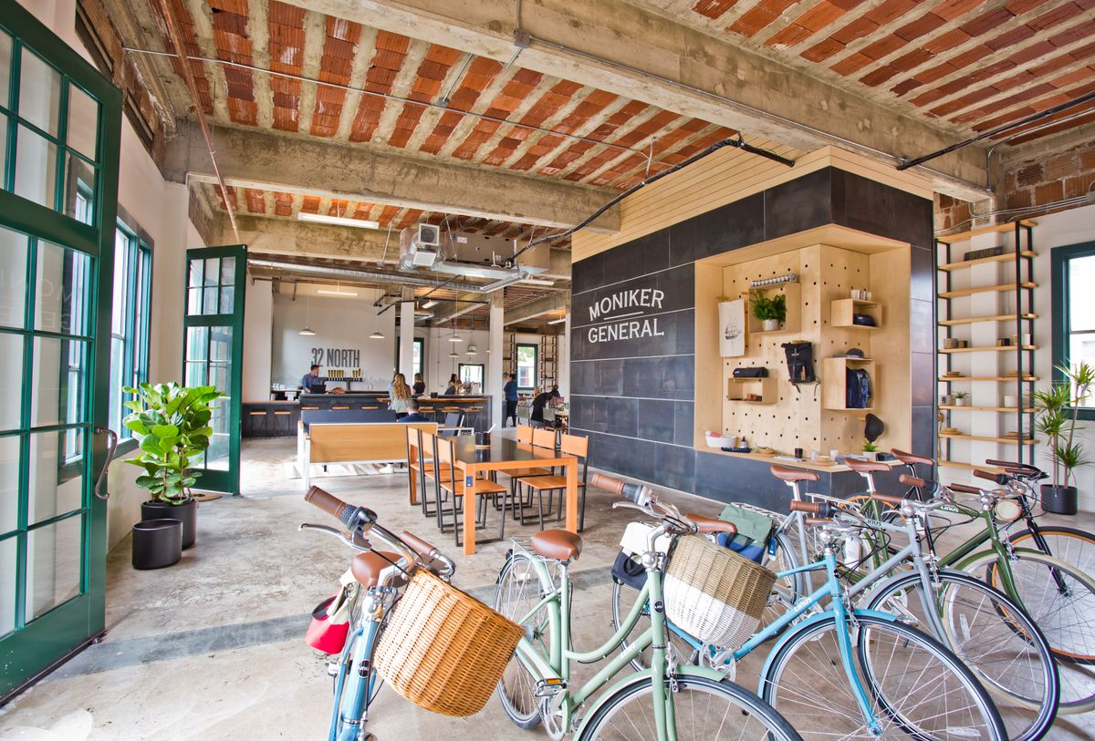 Sip Coffee & Craft Beer at Liberty Station's New Lifestyle Hub