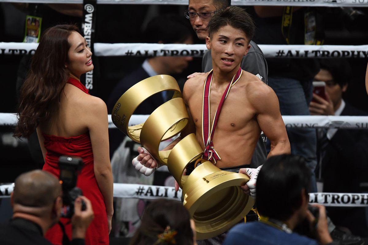 Naoya Inoue v Nonito Donaire - WBSS Bantamweight Final