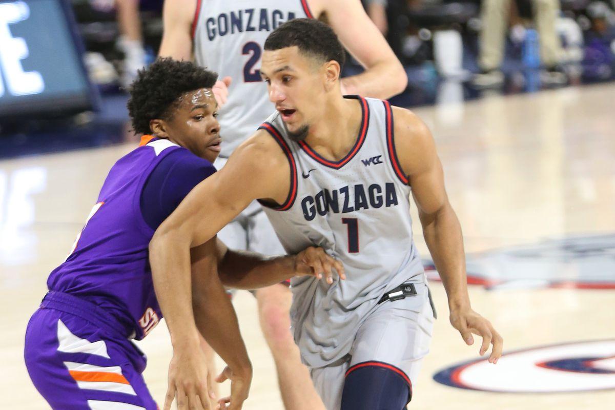 Northwestern State v Gonzaga
