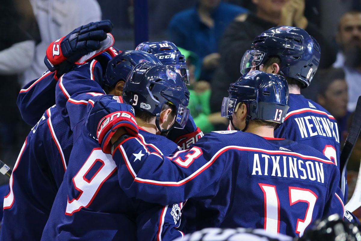 Panarin Scores His First, Columbus Roars to Life: Blue Jackets 3 ...