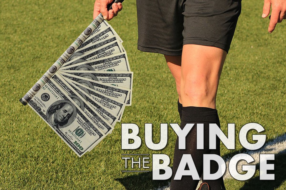 Buying The Badge The Inaccessibility Of Soccer Officiating In