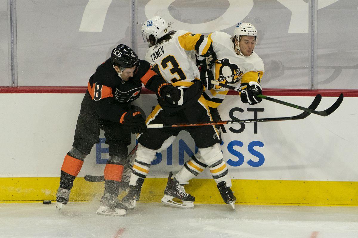 NHL: JAN 15 Penguins at Flyers