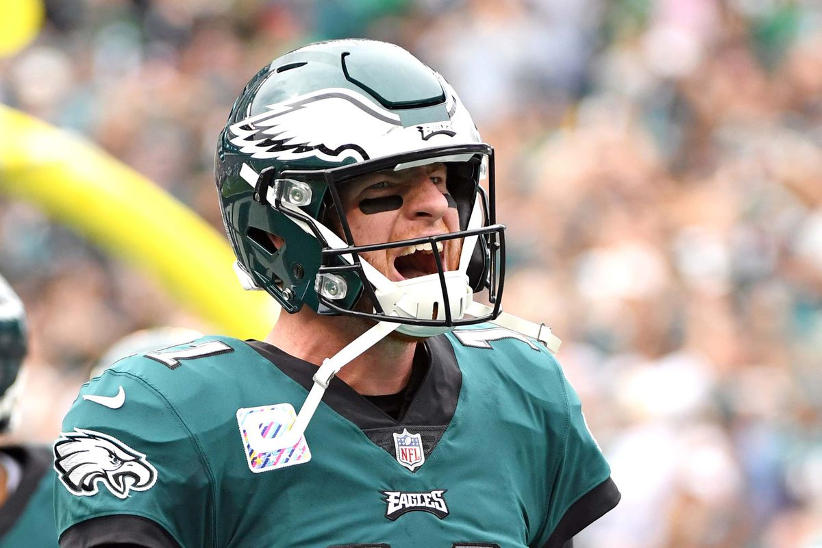 Image result for carson wentz 2018