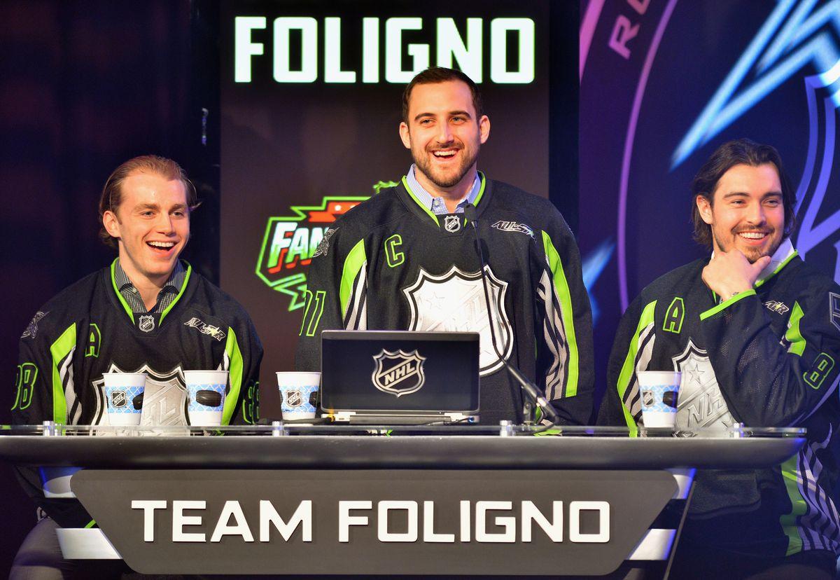 2015 NHL All-Star Fantasy Draft