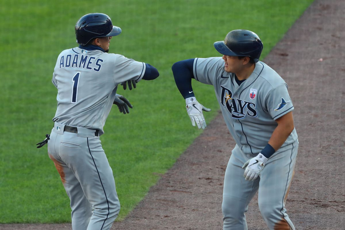MLB: Game Two- Tampa Bay Rays at Toronto Blue Jays