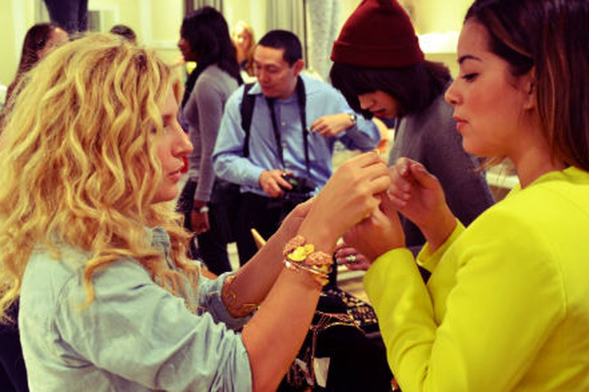 """Image via <a href=""""http://www.mrkate.com/2012/04/27/madewell-store-opening-and-mr-kate-diy-event-re-cap/"""">Mr. Kate</a>"""