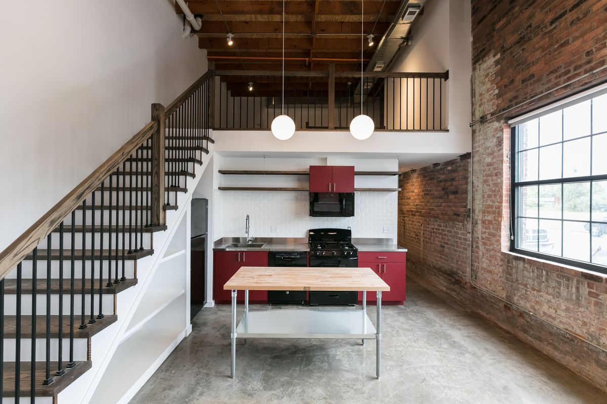 Milwaukee Junction warehouse now renovated into sleek ...