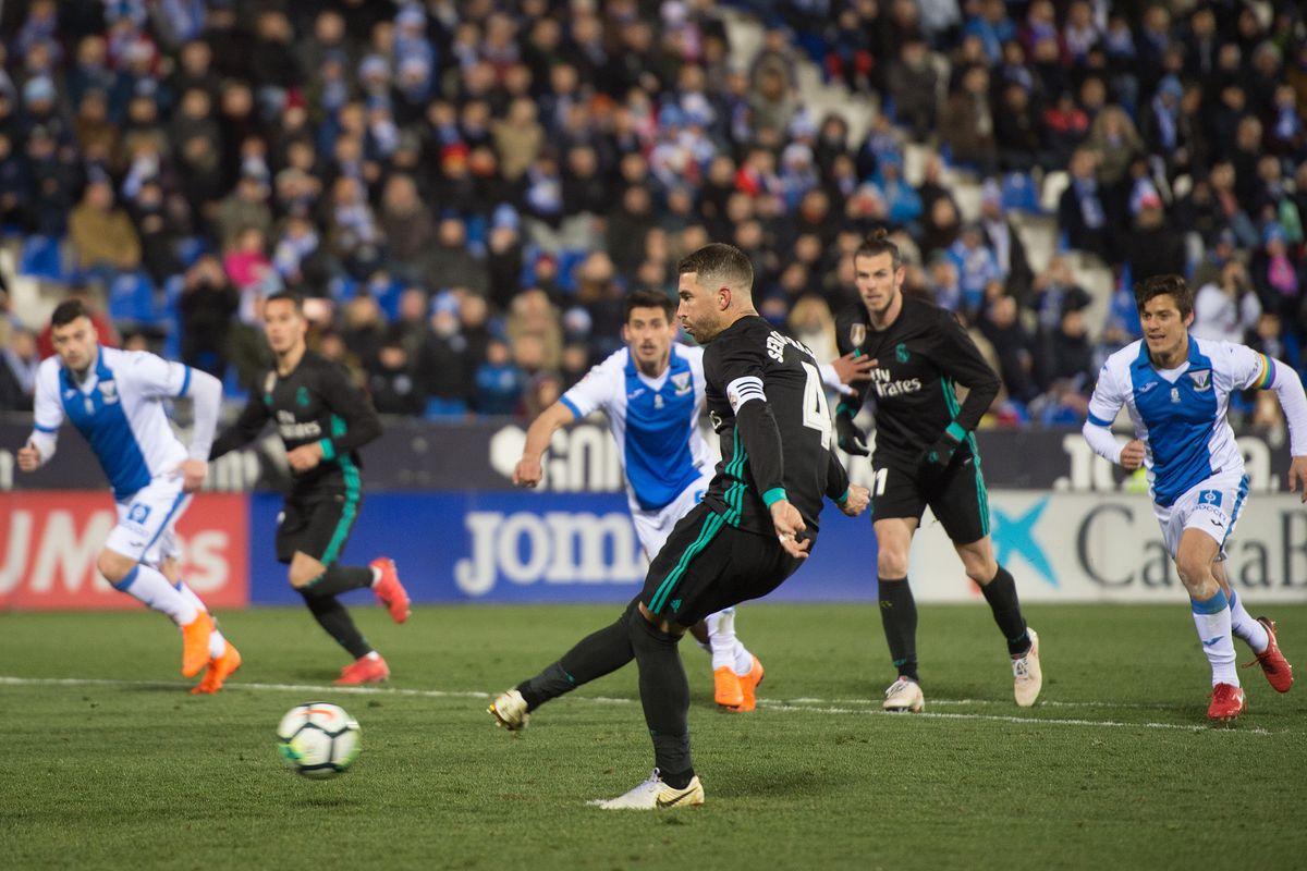 ريال مدريد وليجانيس بث مباشر