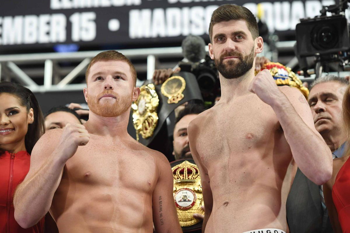 Time check! Canelo vs  Rocky fight will start around 11 p m  ET