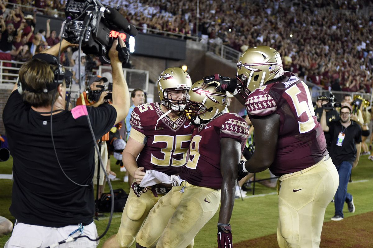 Nick O'Leary and the rest of the Seminoles will hope they have a lot to celebrate on Saturday night in Miami