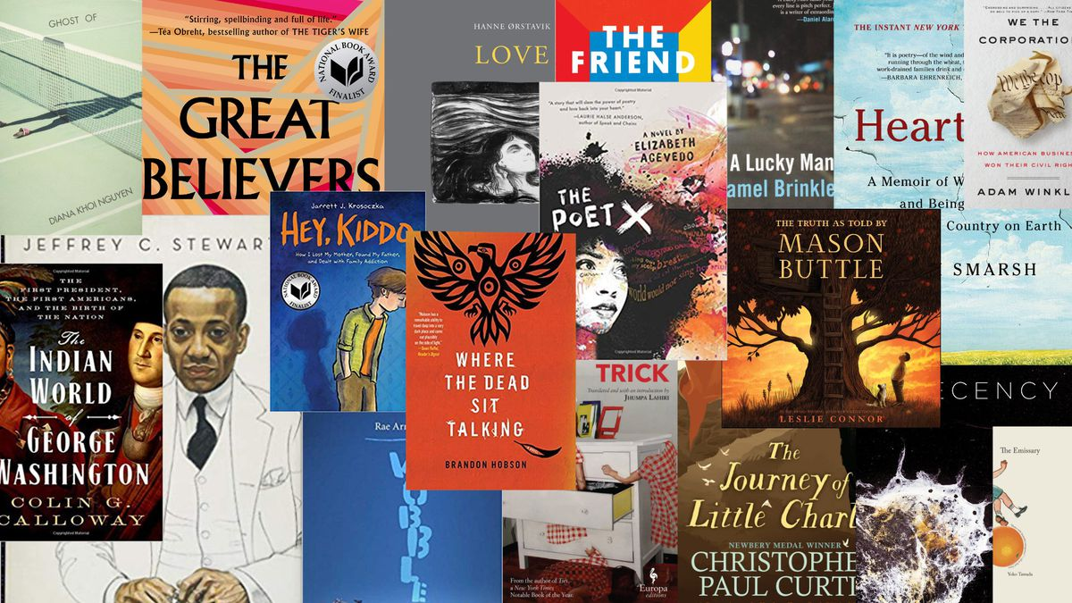 National Book Awards 2018: the winners and finalists